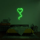 'Love Balloon' Neon Sign