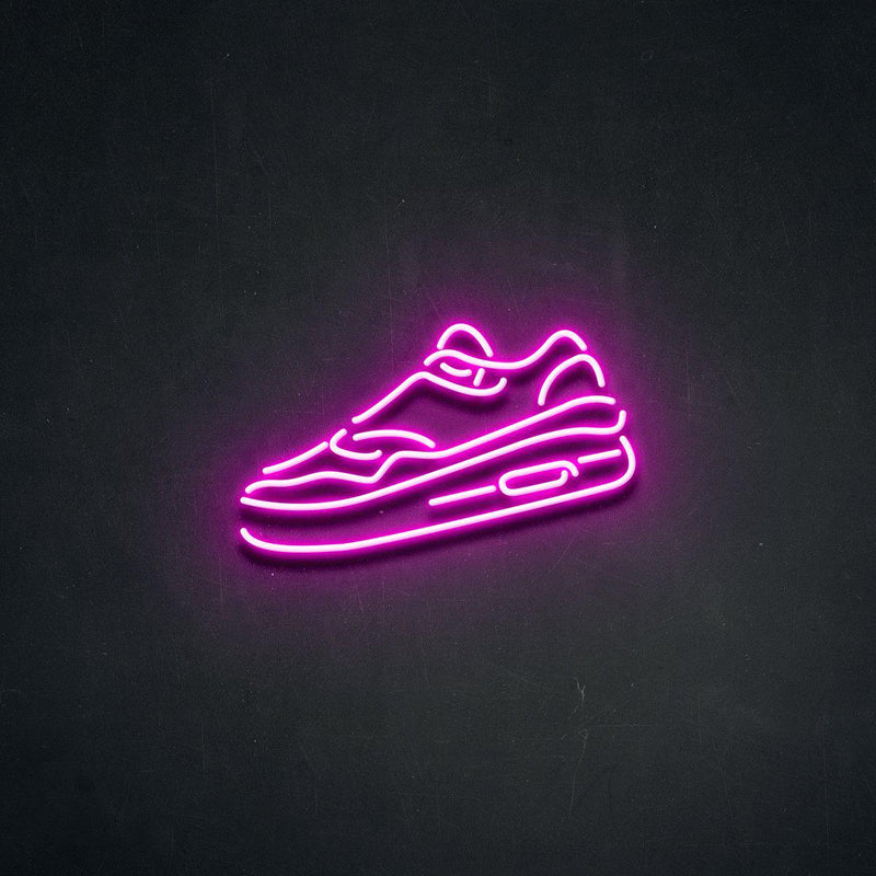 'Sneaker' Neon Sign-Neon Beach