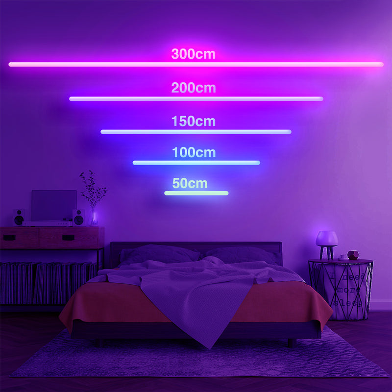 'We Should Hang Something Cool' LED Neon Sign