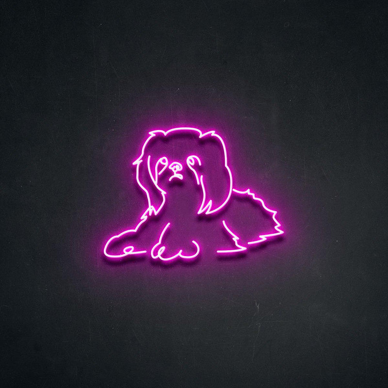 'Shih Tzu' Neon Sign-Neon Beach