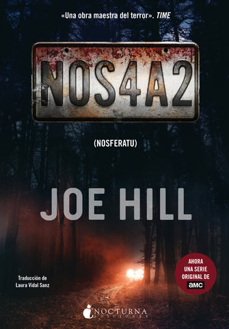NOS4A2: Nosferatu (Joe Hill)