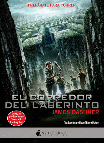 El corredor del laberinto (James Dashner)