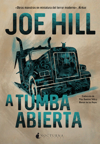 A tumba abierta (Joe Hill)