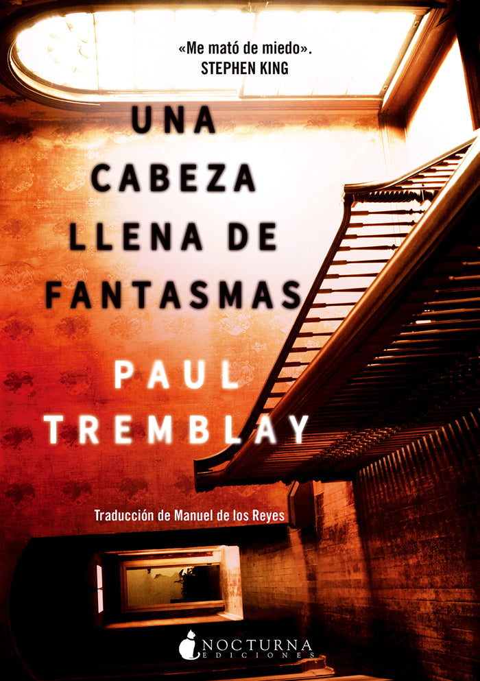 Una cabeza llena de fantasmas (Paul Tremblay)