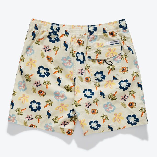 Travels Elastics Boardshort Boardshort