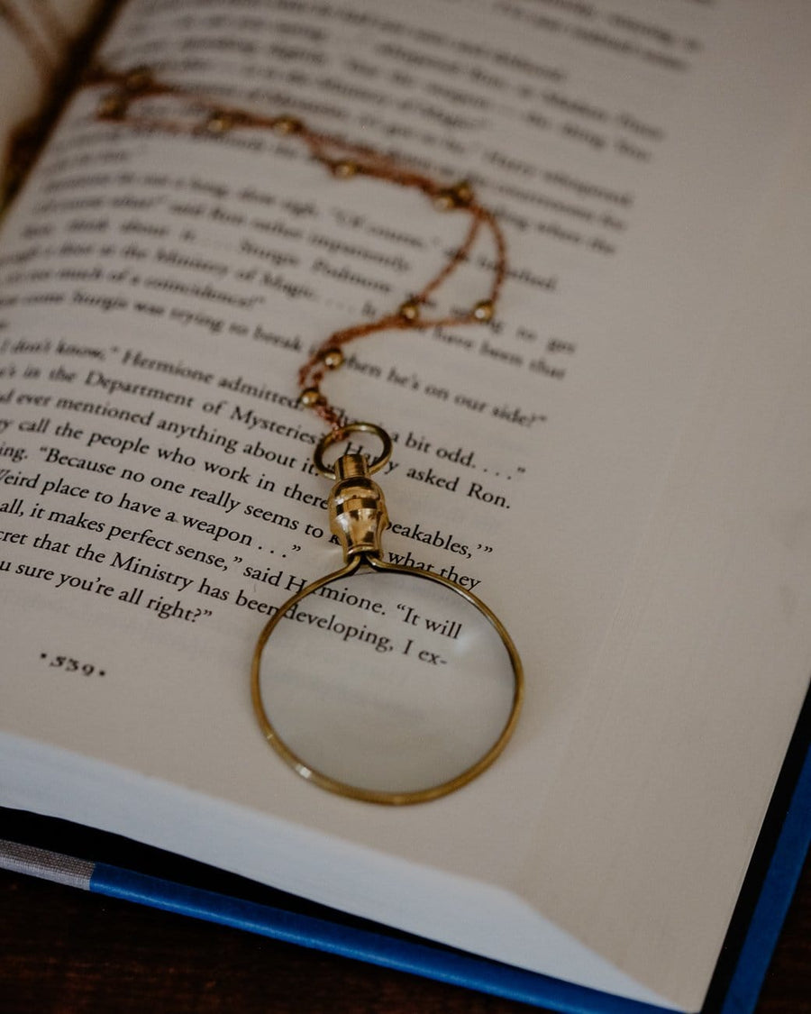 Magnificent Magnifier Necklace