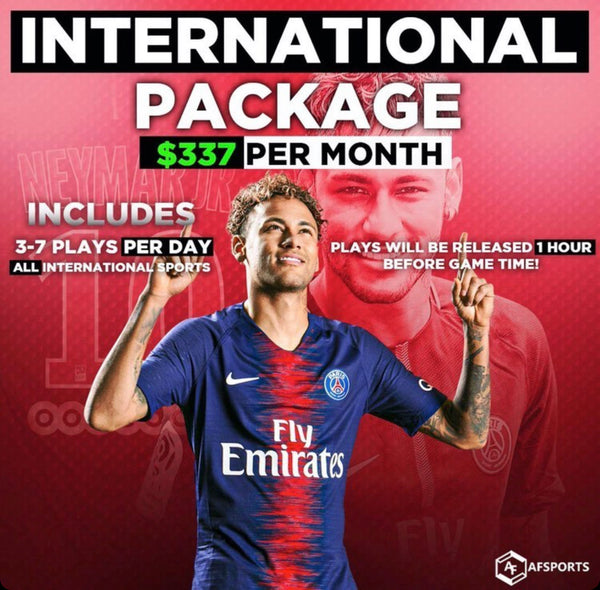 International Sports Month Pass