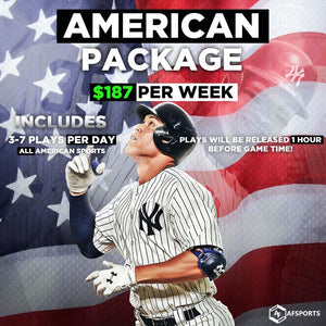 3 FOR 1 American Sports Week Pass
