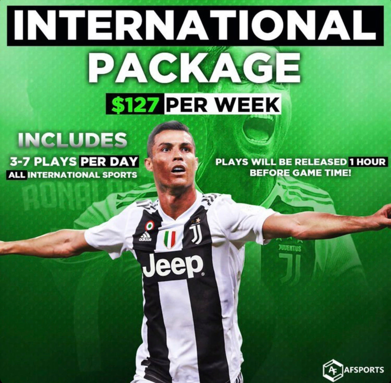 International Sports Week Pass