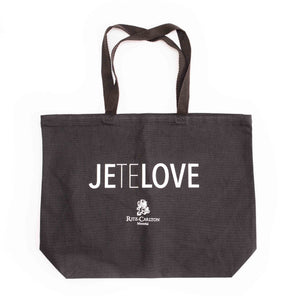 JETELOVE - Ritz Carlton Tote Bag