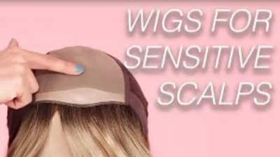 Health Tips: How to Choose A Right Wig For Sensitive Scalp