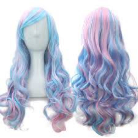 wigs, lace front wigs, colored wigs