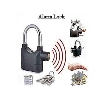 Load image into Gallery viewer, Amextrian Anti Theft Motion Sensor Alarm Security Lock for Home, Office and Bikes
