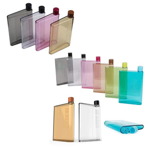 AMEXTRIAN Kitchen Storage A5 Size Notebook Plastic Bottle (Any olor)