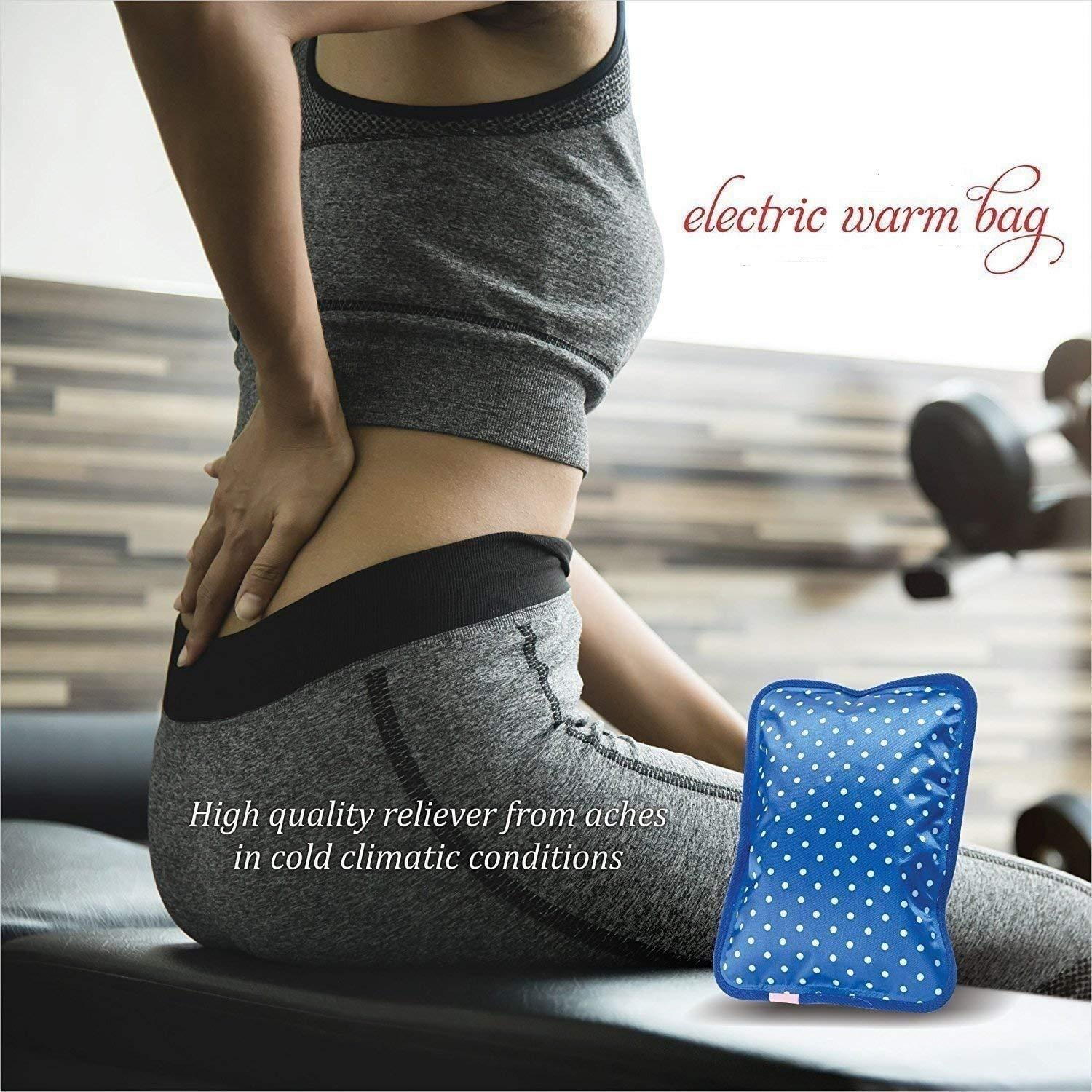 Portable Rechargeable Electric Hot Water Bag
