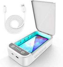 Load image into Gallery viewer, Portable UV Sterilizer Box with Charger
