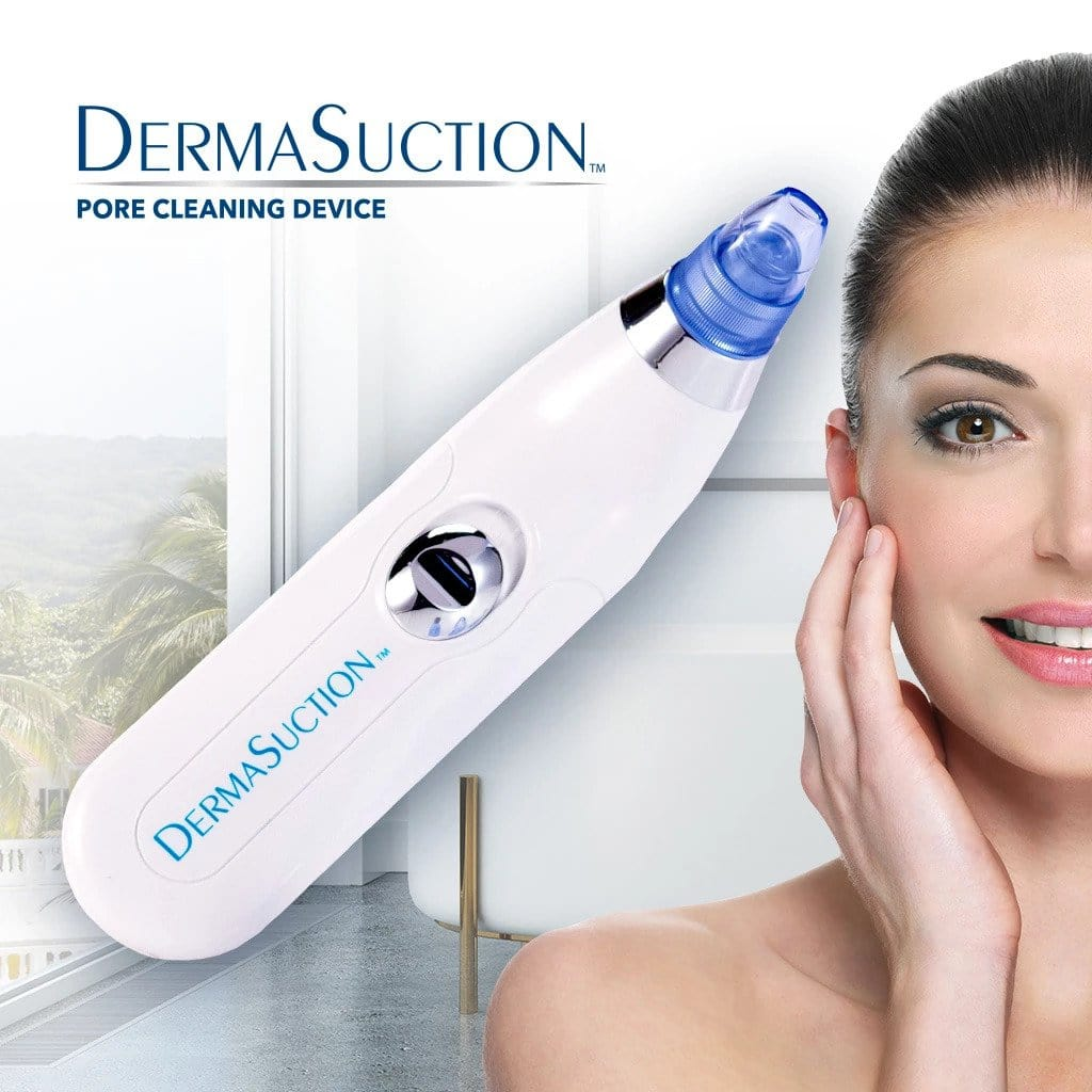Derma Suction Pore Cleaning Device