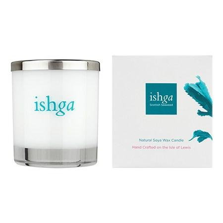 ishga Hebridean Dreams Hand Poured Seaweed Candle 30cl