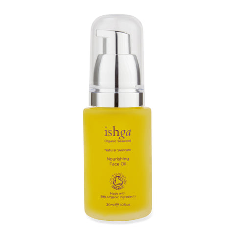 Miniature Nourishing Organic Face Oil 30ml