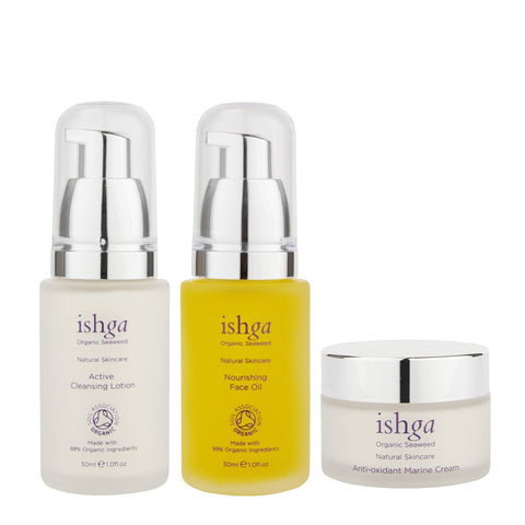 Face Miniature Skincare Set