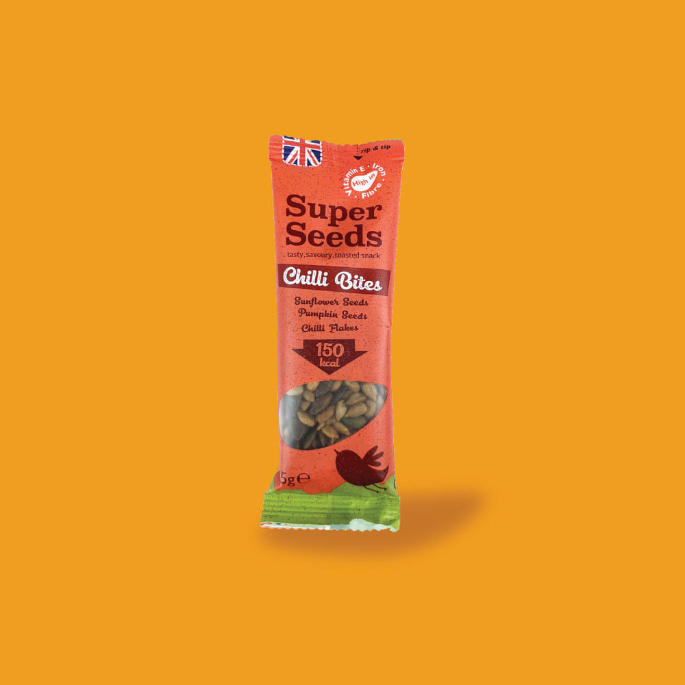 SuperSeeds Chilli Bites