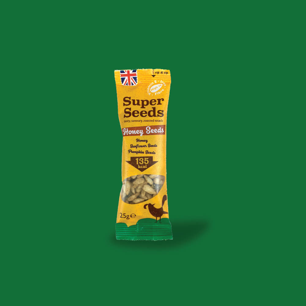 SuperSeeds Honey Seeds