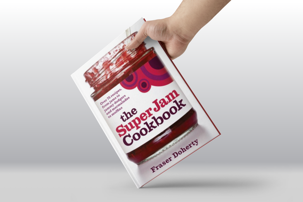 The SuperJam Cookbook - Signed Copy