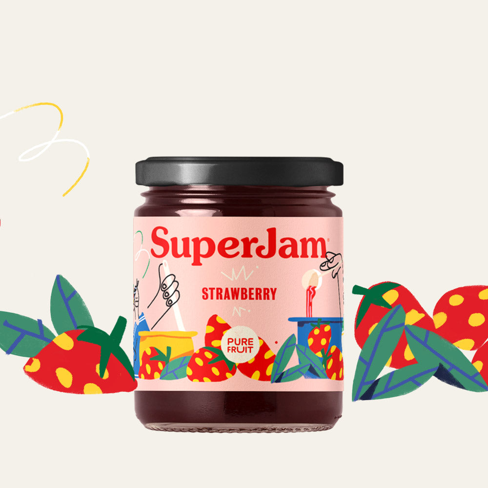 SuperJam Strawberry
