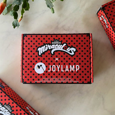 Collection JoyLamp x Miraculous disponible !