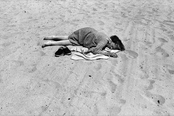 Beach Pictures, 1969-70 • Anthony Hernandez