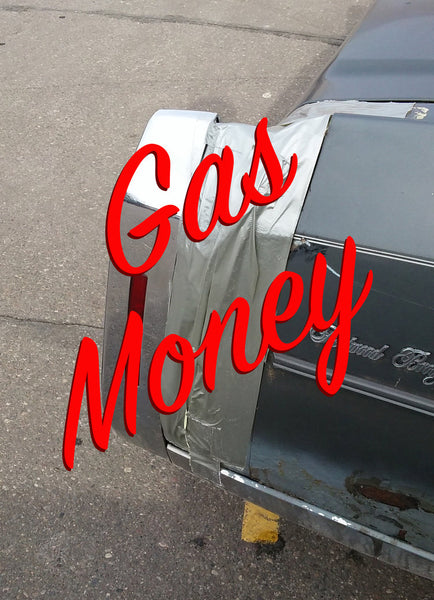 Gas Money • Peter Happel Christian