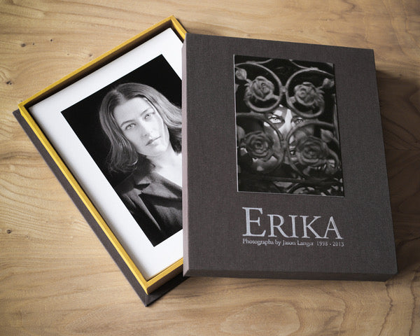 Erika: Photographs by Jason Langer 1998-2013