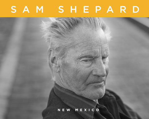 New Mexico • Sam Shepard (with photographs by Ed Ruscha)