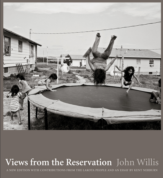 Views from the Reservation (Revised Edition) • John Willis (signed)