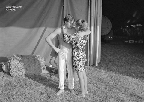 Carnival • Mark Steinmetz SIGNED