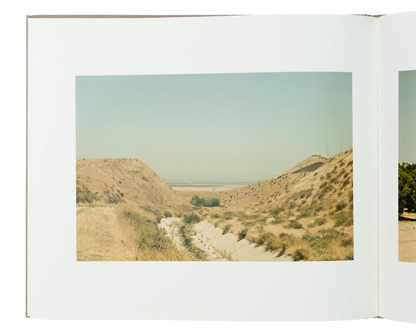 Tulare: Scenes from California's Central Valley • Jake Longstreth SIGNED