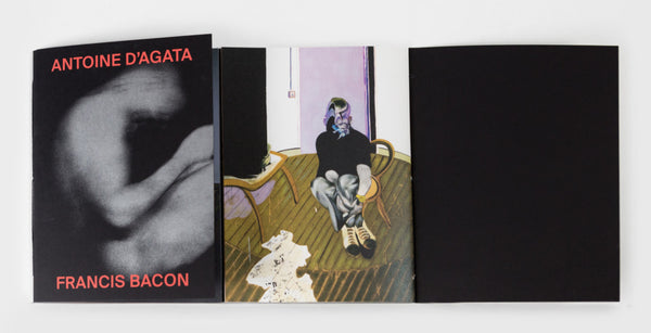 Aesthetic Parallel Of Two Visceral Works • Francis Bacon | Antoine D'agata