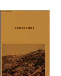 To pick up a stone • Claudia den Boer