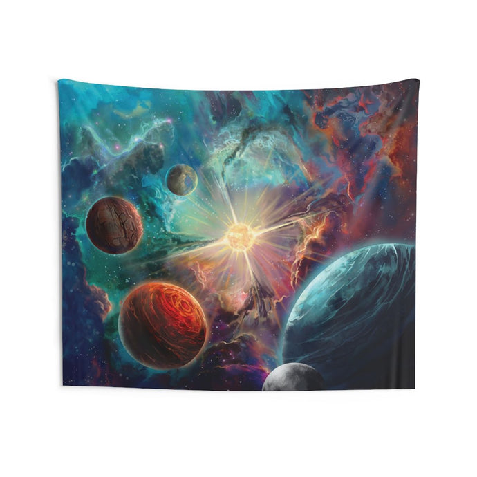 Exoplanets Tapestry