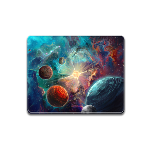 Exoplanets Mouse Pad