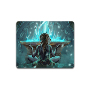 Prophetic Pyres Mouse Pad