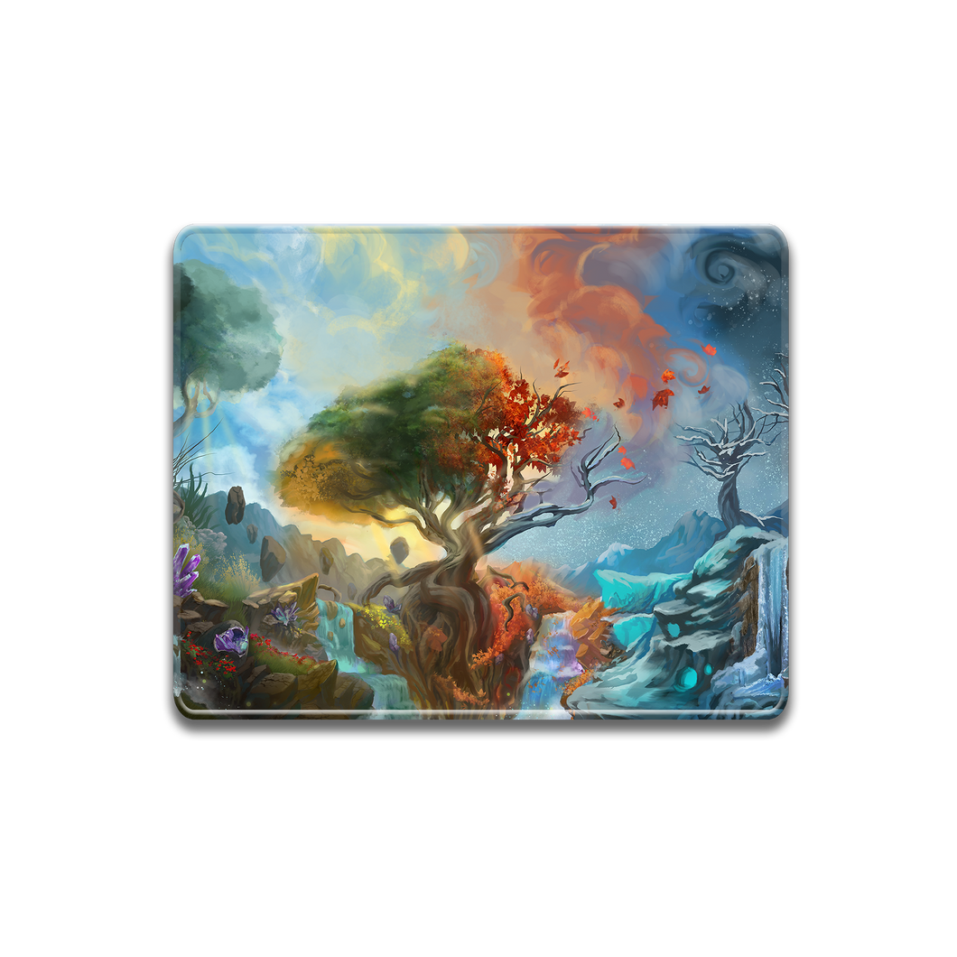 Seasons Mouse Pad