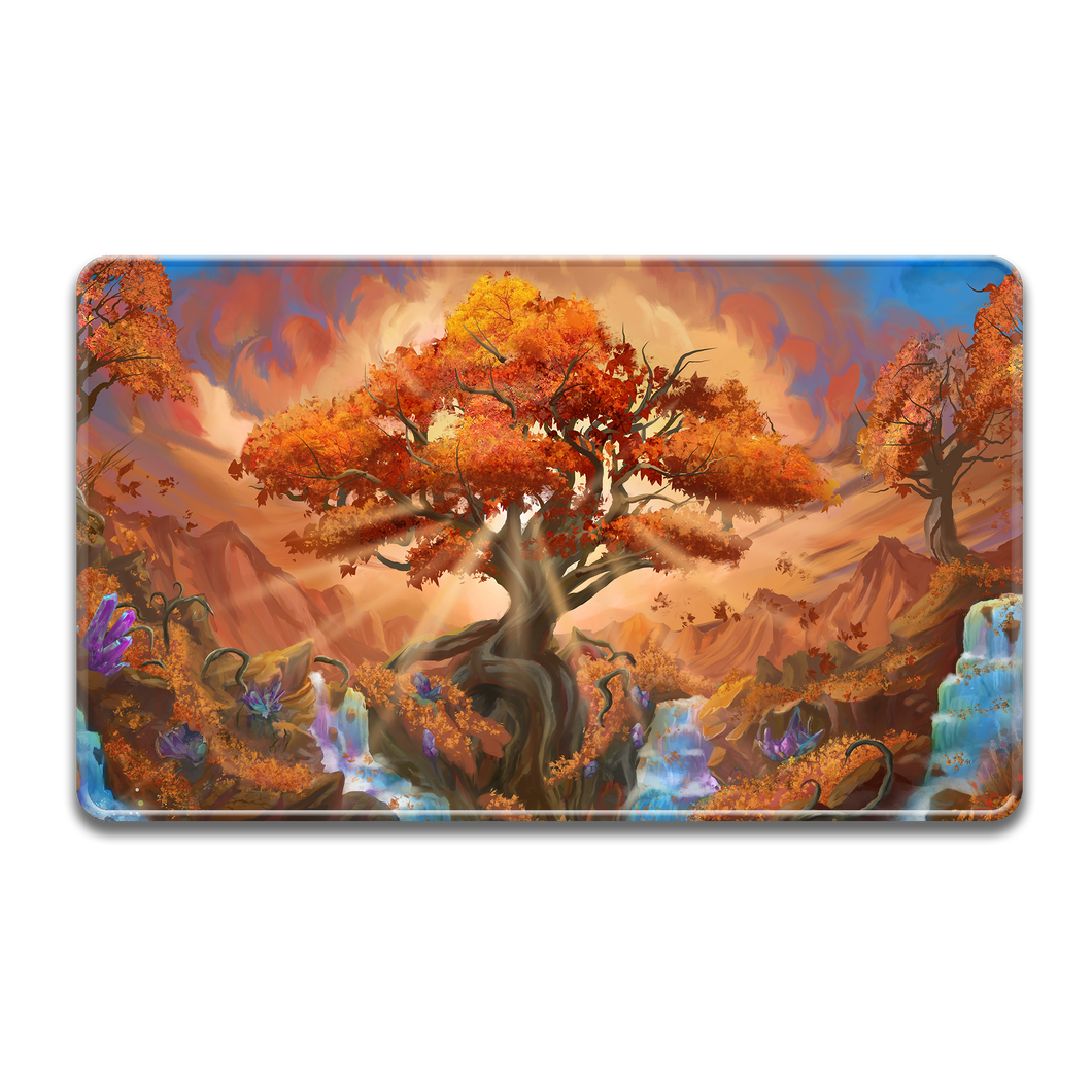 Autumn Playmat