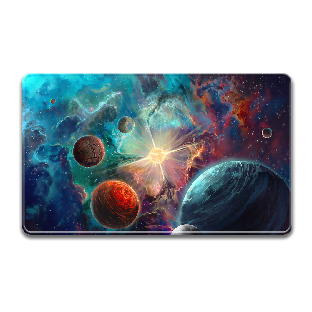 Exoplanets Playmat