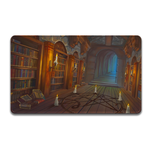 Library Playmat