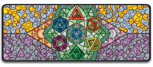 Sacred Dice Ultimate Deskmat