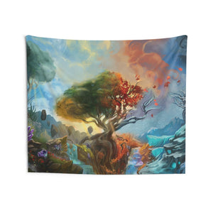 Seasons Tapestry