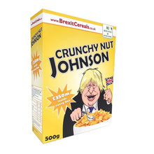Load image into Gallery viewer, Crunchy Nut Johnson