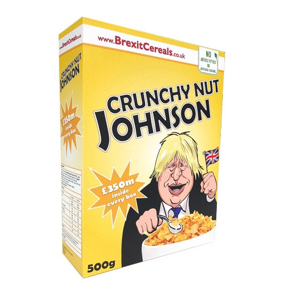 Crunchy Nut Johnson