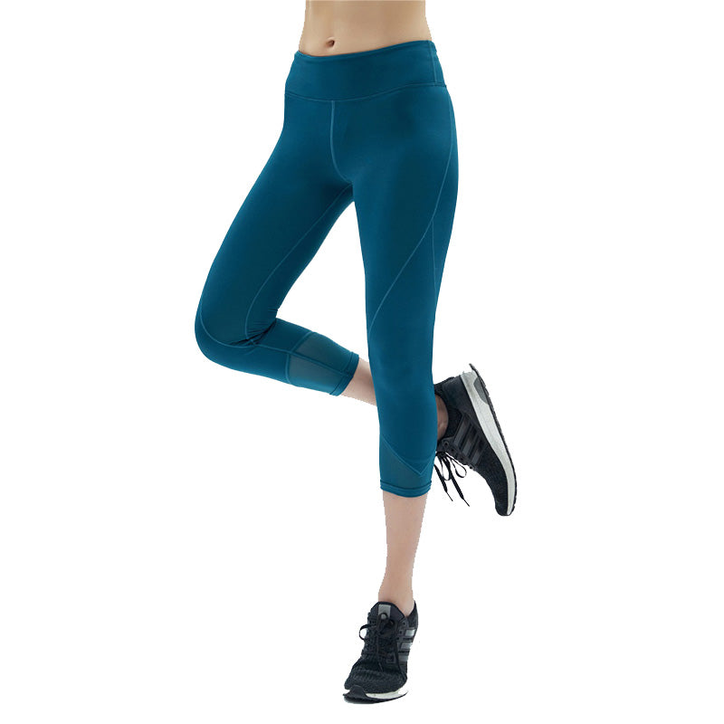 Women Yoga Pants 2019 Long Leg Panty Sport Pants Girls Running Fitness Legging Clothing Gym Sports Wear